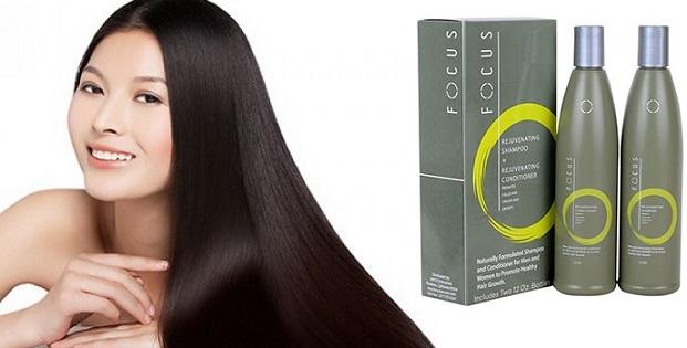 Bộ dầu gội kích thích mọc tóc dài dày nhanh nhất Focus