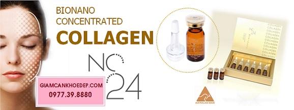 Nature's Care 100% NC24 Bio-nano Concentrated Collagen Liquid