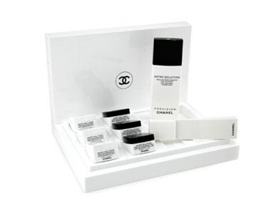 Bộ sản phẩm dưỡng da chống lão hóa Chanel Precision Micro Solutions