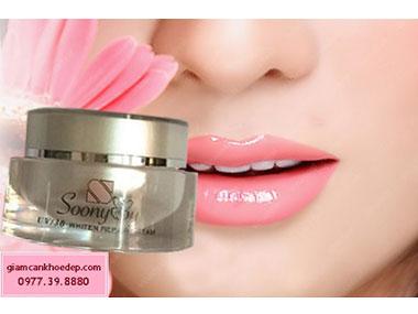 Kem dưỡng trắng da cao cấp của Nhật Soony By White Repair Cream