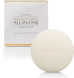 Mosbeau Placenta White