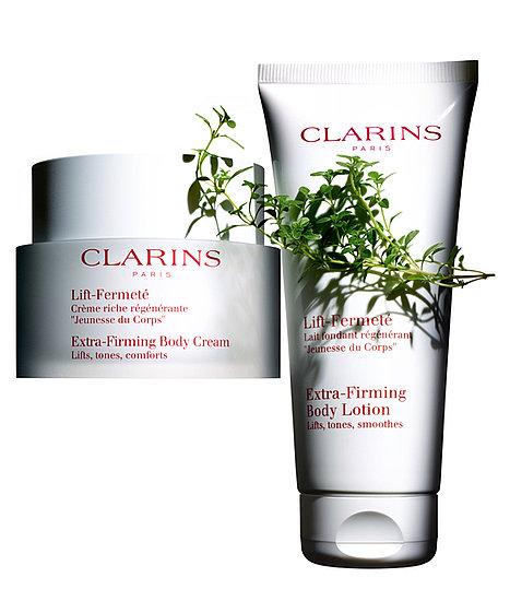 Clarins Extra-Firming Body Cream - Kem tan mỡ săn chắc da toàn thân