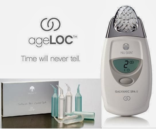 Sản phẩm máy massage săn chắc da ageLoc Galvanic Spa II