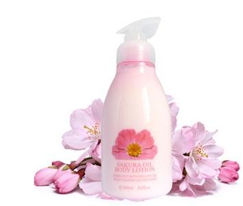 Kem dưỡng trắng mịn body Sakura