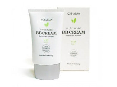 Kem trị nám Coswella Perfect Herbal BB Cream