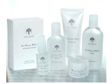Bộ sản phẩm làm sáng da, giảm nám hiệu quả Nuskin Tri-Phasic White System