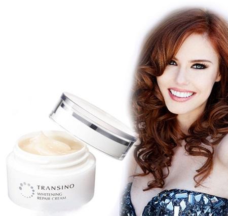 Kem dưỡng da đêm Transino Whitening Repair Cream