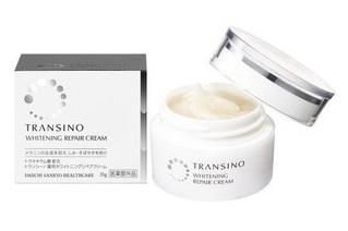 Kem dưỡng da ban đêm Transino Whitening Repair Cream tri nám, tàn nhang, làm trắng da
