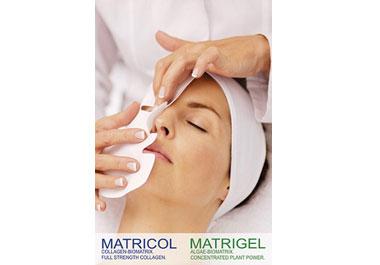Mặt nạ sinh học Collagen MATRICOL