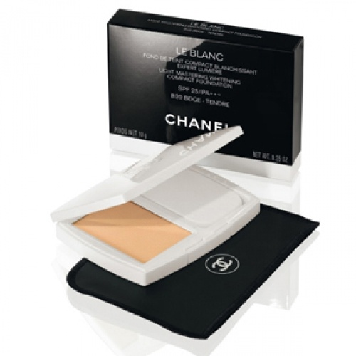 Phấn phủ nén Chanel Le Blanc Light Mastering Whitening Compact Foundation SPF 25/ PA+++