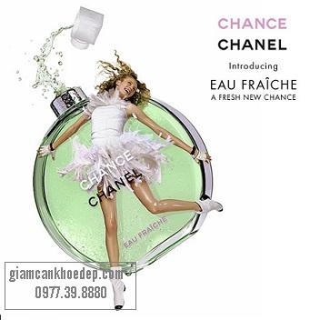 Nước hoa Chancel Eau Fraiche 100ml