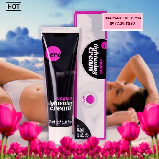 Vagina tightening XXS cream gel se khít âm đạo cao cấp chính hãng