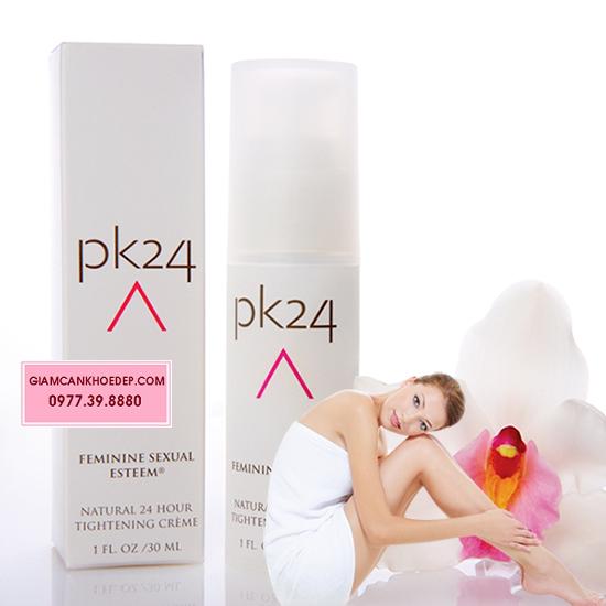 Vaginal PK24 có khả năng làm cho âm đạo của chị em phụ nữ vốn bị giãn rộng nhiều do sinh nở, hay các hoạt động tình dục nhiều được se khít lại