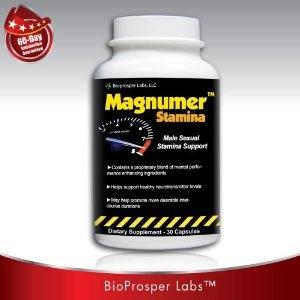 Magnumer Stamina - Thuốc trị xuất tinh sớm, tăng kích cỡ dương vật