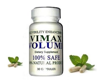 Vimax Volume - Thuốc giúp thụ thai, tăng số lượng tinh trùng
