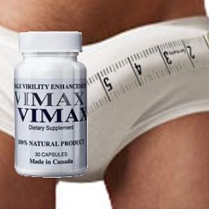 Vimax - Thuốc tăng kích cỡ dương vật, tăng cường sinh lý nam
