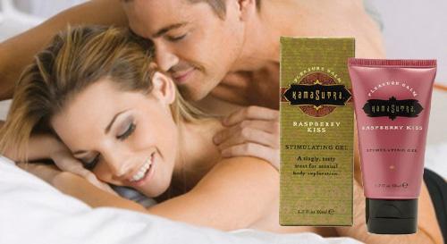 Gel kích thích quan hệ Kama Sutra Pleasure Balm Stimulating