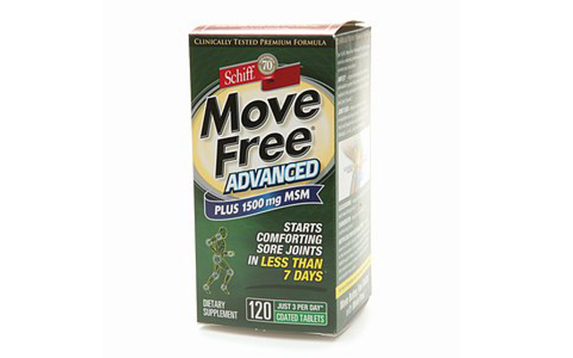 Schiff® Move Free ®Advanced + 1500 mg MSM