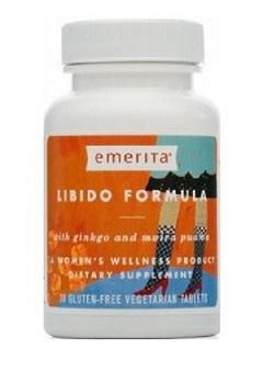 Emerita Libido Formula Điều Trị Lãnh Cảm Tăng Ham Muốn Tình Dục Cho Phụ Nữ