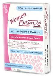 Extenze Wonan cải thiện tăng sinh lý chống lãnh cảm tăng sức khỏe cho phụ nữ