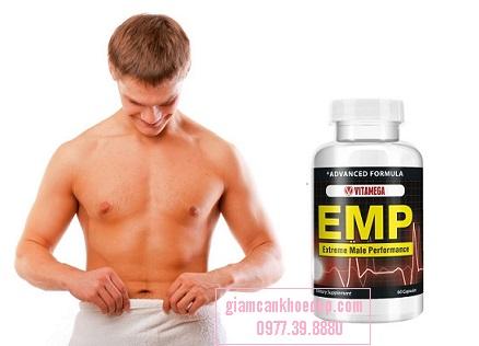 Thuốc tăng to kích thước dương vật EMP
