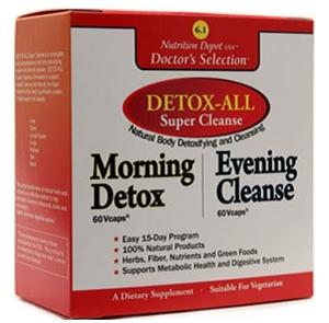 Thuốc thải độc toàn cơ thể DETOX-ALL