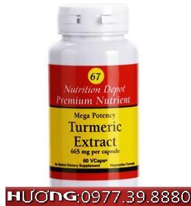 Tinh chất nghệ Turmeric Extract USA