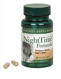 Viên uống dược thảo giúp ngủ ngon Nuskin NightTime Formula