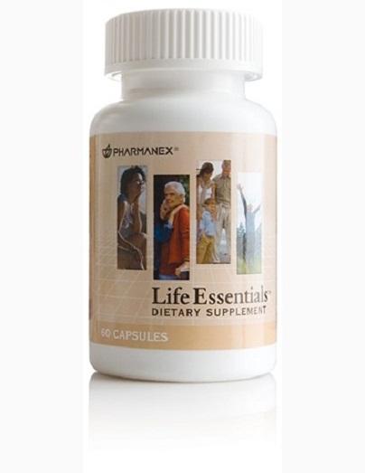 Viên uống tăng cường sức khỏe và sinh lực Nuskin Life Essentials