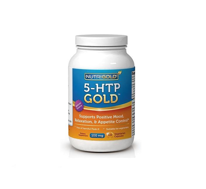 5 HTP gold dược thảo bồi bổ thần kinh điều hòa cảm xúc, chống suy nhược rối loạn và căng thẳng