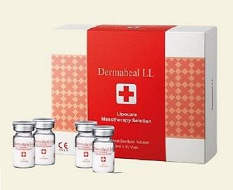 DERMAHEAL LL thuốc tiêm giảm cân, giảm mỡ bụng, giảm mỡ đùi