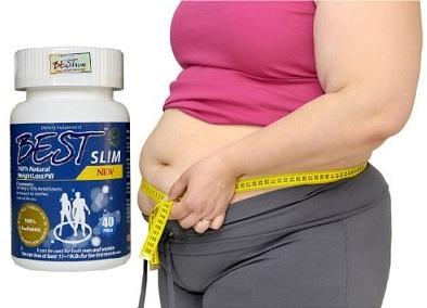 Best slim usa thuốc giảm cân tốt của Mỹ
