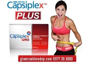 CAPSIPLEX thuốc giảm cân của các ngôi sao