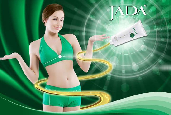 Công dụng của Kem massage tan mỡ JADA Slimming Cream