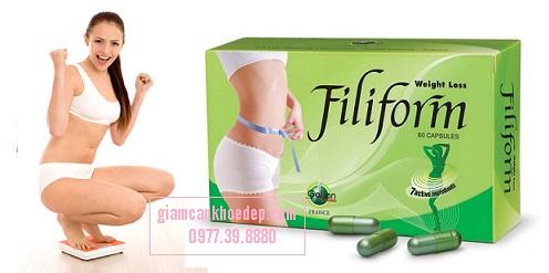 Công dụng của Viên giảm cân 7 hoạt chất thảo dược FiliForm