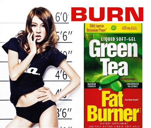 Thuốc giảm cân trà xanh Green tea fat burner