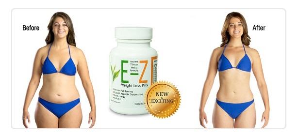 Hiệu quả sử dụng của viên giảm cân E-Z
