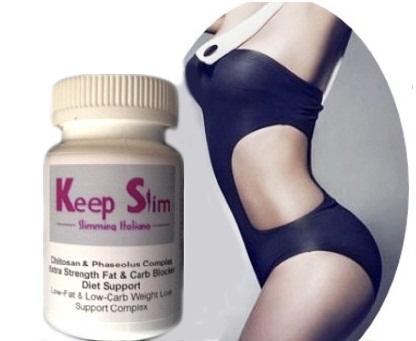 Keep slim - Thuốc giảm cân nhanh cho người béo