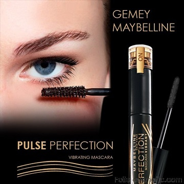 Mascara rung Maybelline Pulse Perfection