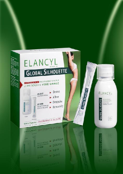 Thuốc giảm mỡ thừa hiệu quả ELANCYL GLOBAL SILHOUETTE