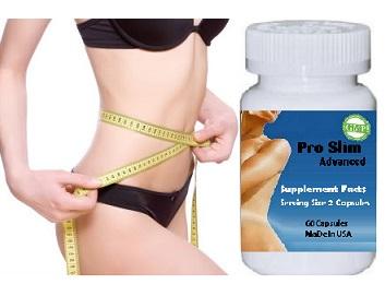 thuốc giảm cân nhanh Pro Slim Advanced