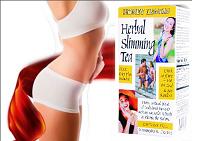 Slimming tea Honey Lemon trà giảm béo thảo dược
