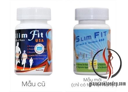 Thực phẩm chức năng giảm cân slimfit usa
