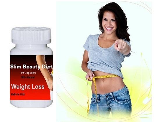 Thuốc giảm cân nhanh nhất Slim Beauti Diet