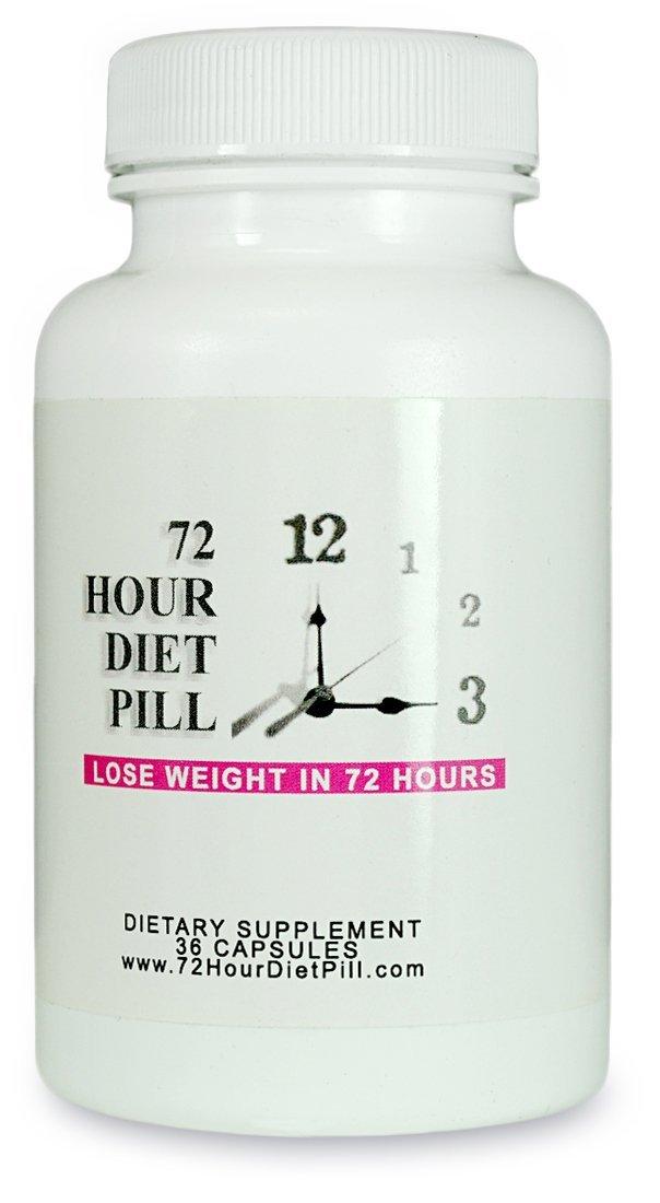 Thuốc giảm cân hiệu quả cực nhanh 72 Hour Diet Pill