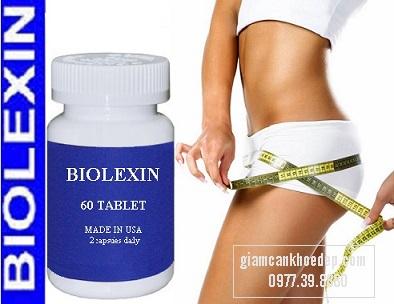 Thuốc giảm cân mạnh Biolexin