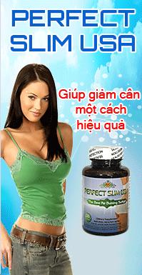 thuốc giảm cân cấp tốc perfect slim usa