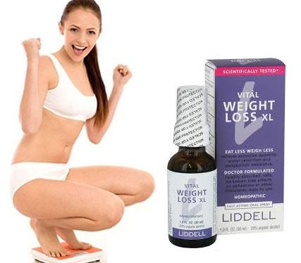 Thuốc giảm cân dạng xịt Vitàl Weight Loss XL