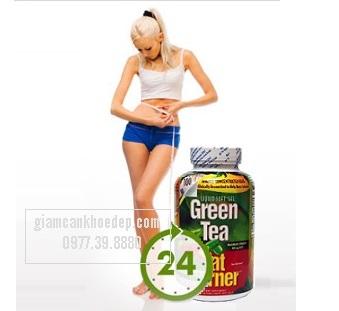 Green tea fat burner Thuốc giảm cân tinh chất trà xanh