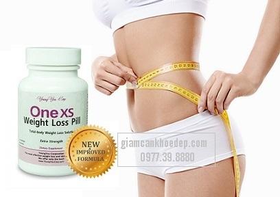 Thuốc giảm cân cao cấp One XS Weight Loss Pills